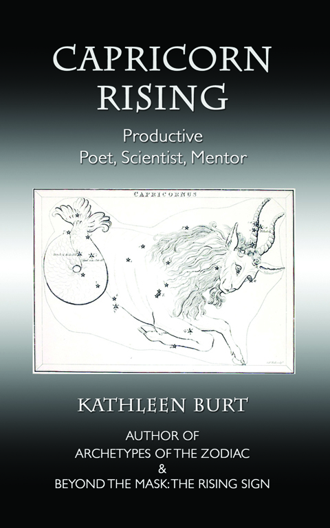 Capricorn Rising: Productive Poet, Scientist, Mentor