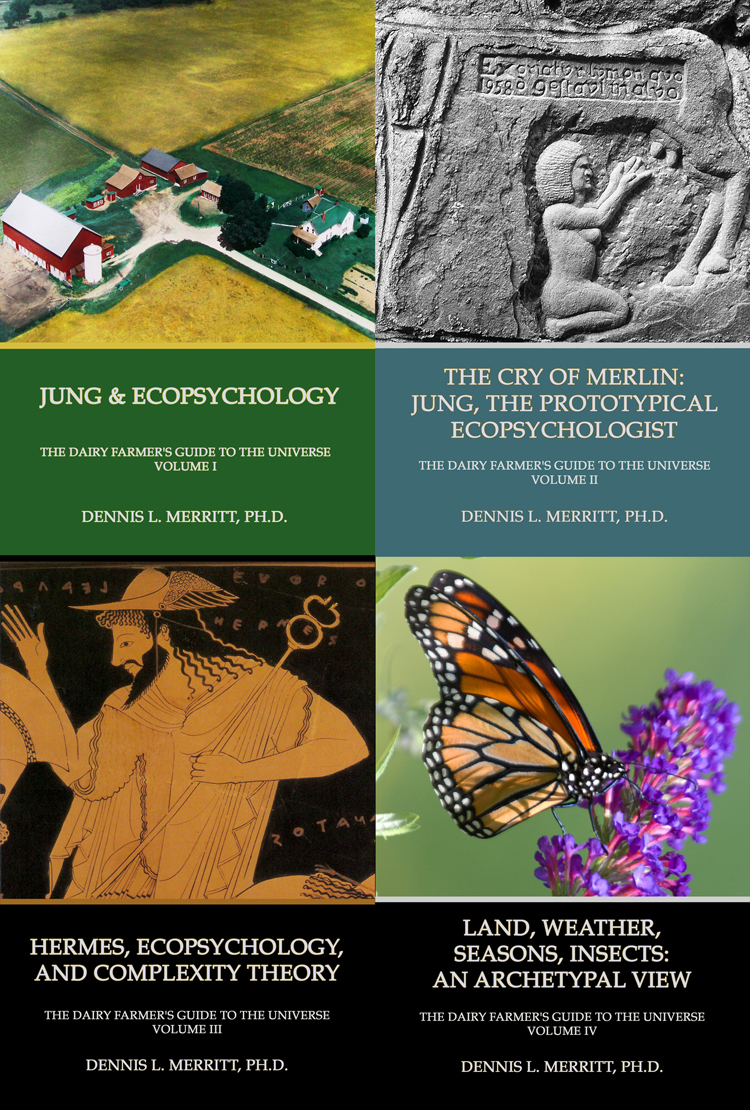 Jung, Hermes, & Ecopsychology Volumes 1-4